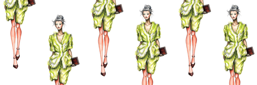 learn how to draw fur fashion finishing school